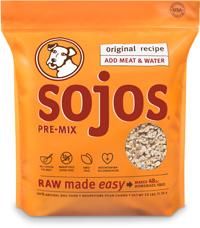 Sojos PreMix Original FREEZE DRIED Raw Dog Food Mix 10lbs