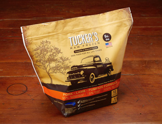 Tucker's Raw Frozen Grain-Free Pork, Lamb & Pumpkin Formula Raw Frozen Dog Food 6lbs